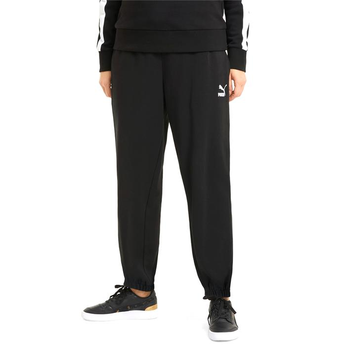 Classics Relaxed Jogger Kadın Siyah Günlük Stil Eşofman Altı 53041601 1217135