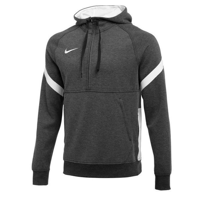 M Nk Flc Strke21 Hz Hoodie Erkek Siyah Futbol Sweatshirt CW6311-011 1271491