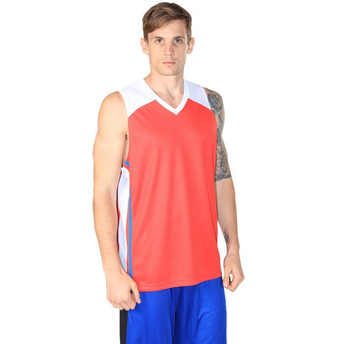 Bronco Erkek Kırmızı Basketbol Forma 201422-KBX-SP 1279651