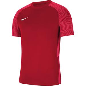 M Nk Df Strke II Jsy Ss Erkek Kırmızı Futbol Tişört CW3544-657