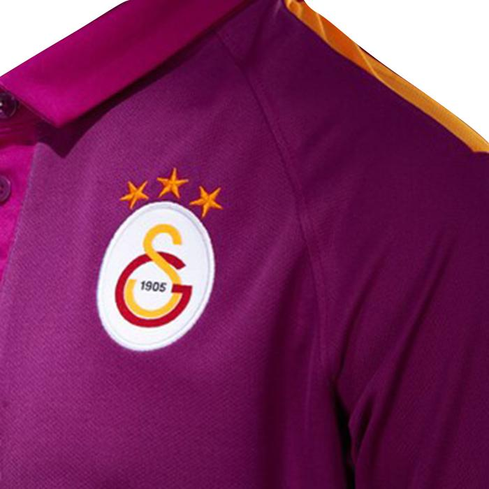 Galatasaray Çocuk Mor Futbol Tişört 631244-552 616699