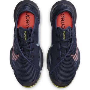 Air Zoom Superrep 2 Erkek Mavi Antrenman Ayakkabısı CU6445-400