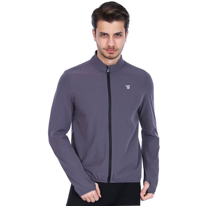 Spo-Polruntrack Erkek Gri Günlük Stil Sweatshirt 710196-ABL-SP 1278915