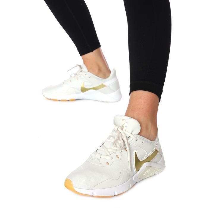 W Legend Essential 2 Kadın Beyaz Fitness Antrenman Ayakkabısı CQ9545-010 1202503