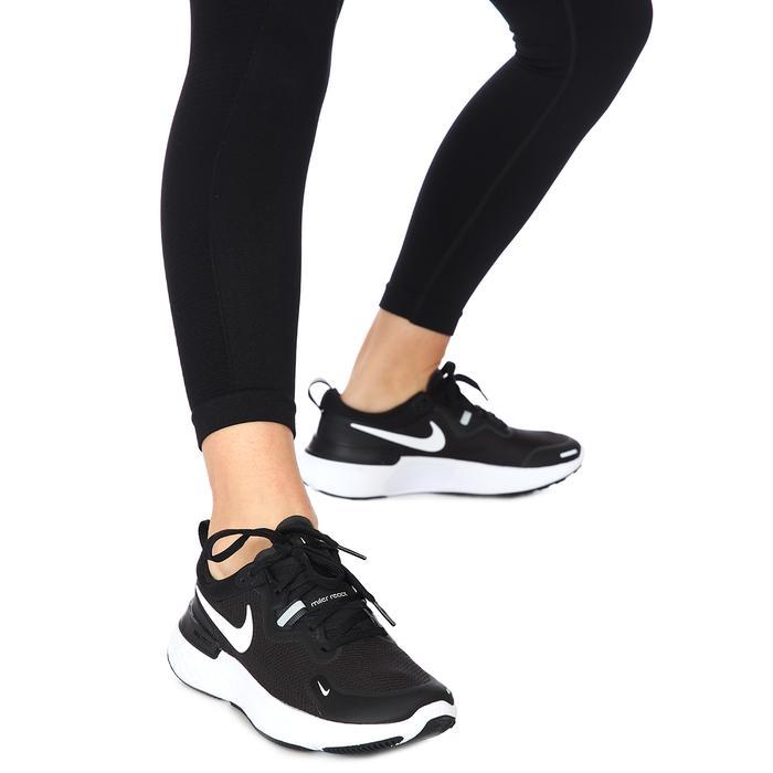 React Miler Kadın Siyah Koşu Ayakkabısı CW1778-003 1195295