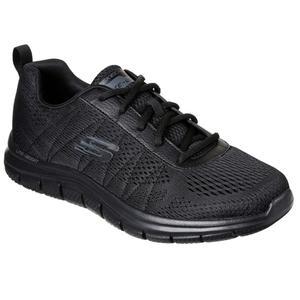 Track - Moulton Erkek Siyah Günlük Ayakkabı 232081 BBK