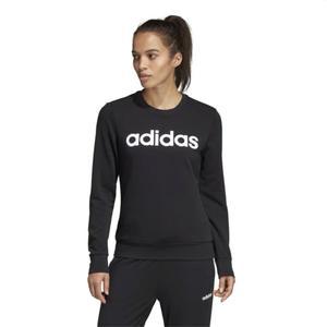 W E Lin Sweat Kadın Siyah Günlük Stil Sweatshirt DP2363