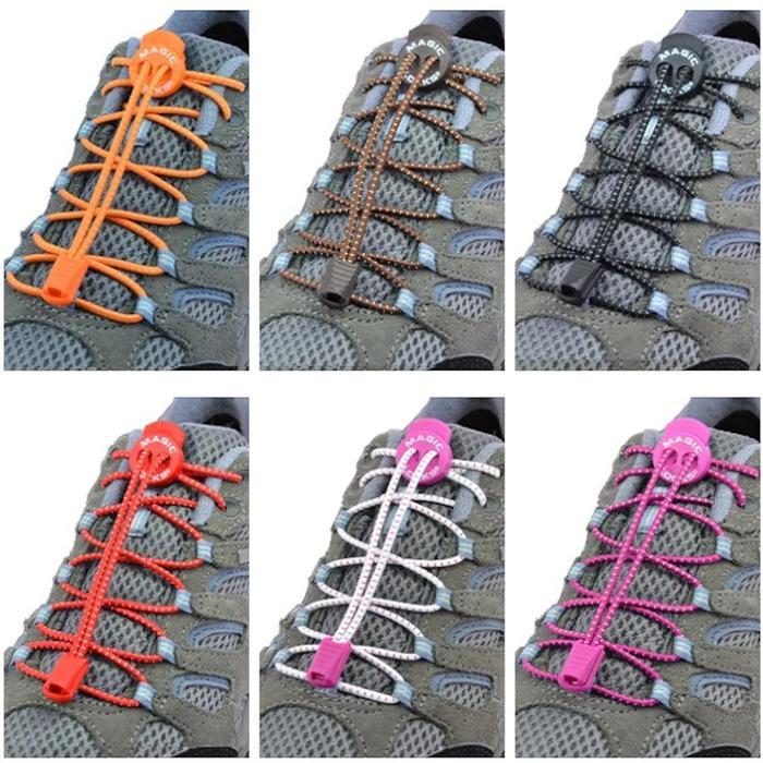 Magic Locks Unisex Yeşil Günlük Ayakkabı Bağcığı 16A1 631360