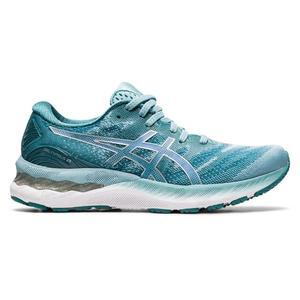 Gel-Nimbus 23 Kadın Mavi Koşu Ayakkabısı 1012A885-400