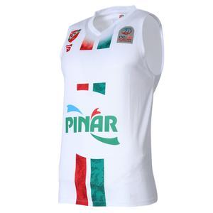 Karşıyaka Erkek Beyaz Antrenman Atlet TKY100109-BYZ-B