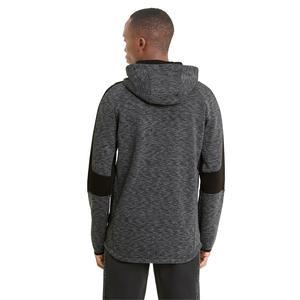 Evostripe Fz Hoodie Erkek Siyah Günlük Stil Sweatshirt 58581101