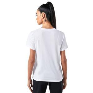 Evostripe Tee Kadın Beyaz Günlük Stil Tişört 58594102