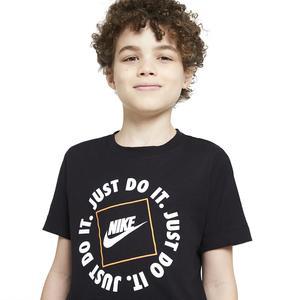 B Nsw Tee Jdi Box Çocuk Siyah Günlük Stil Tişört DC7522-010
