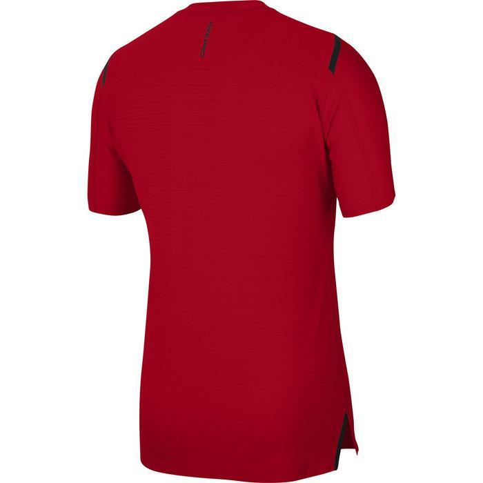 M Np Top Ss Npc Erkek Kırmızı Antrenman Tişört CU4989-657 1274610
