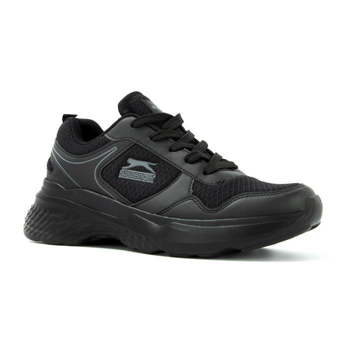 Zapala Unisex Siyah Günlük Stil Ayakkabı SA11RK015-596 1282556