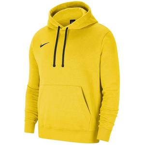 W Nk Flc Park20 Po Hoodie Kadın Sarı Futbol Sweatshirt CW6957-719