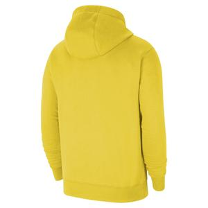 M Nk Flc Park20 Po Hoodie Erkek Sarı Futbol Sweatshirt CW6894-719