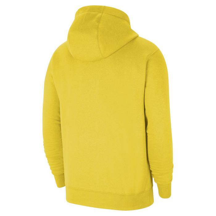 M Nk Flc Park20 Po Hoodie Erkek Sarı Futbol Sweatshirt CW6894-719 1272093