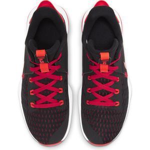 Lebron Witness V NBA Unisex Siyah-Kırmızı Basketbol Ayakkabısı CQ9380-005