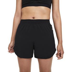 W Nk Tempo Luxe Short 5in Kadın Siyah Koşu Şort CZ9576-010