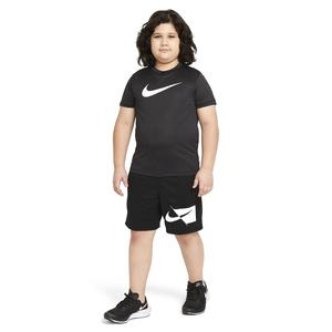 B Nk Df Hbr Short Çocuk Siyah Günlük Stil Şort CU8959-010