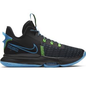 Lebron Witness V NBA Unisex Siyah Basketbol Ayakkabısı CQ9380-004