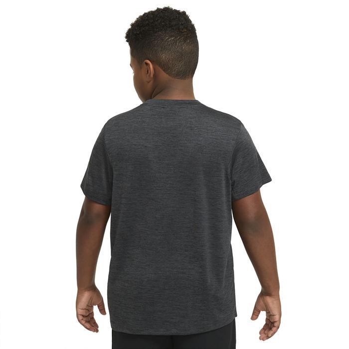 B Nk Df Hbr Ss Top Çocuk Siyah Günlük Stil Tişört DA0282-010 1273305