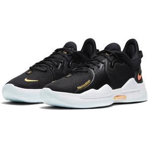 Pg 5 Unisex Siyah Basketbol Ayakkabısı CW3143-001