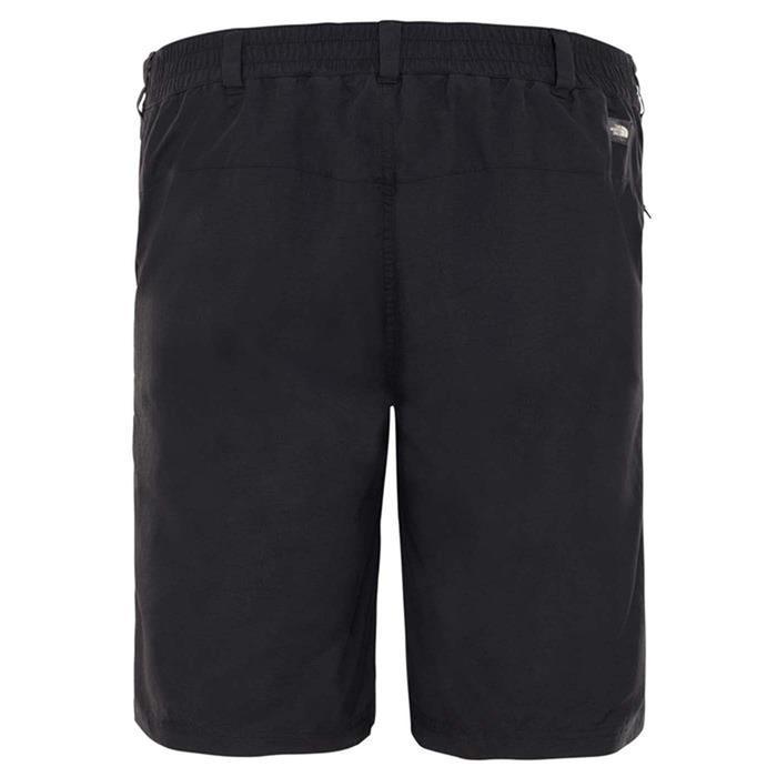 M Tanken Short (Regular Fit) Erkek Siyah Outdoor Şort NF0A2S85JK31 1190415