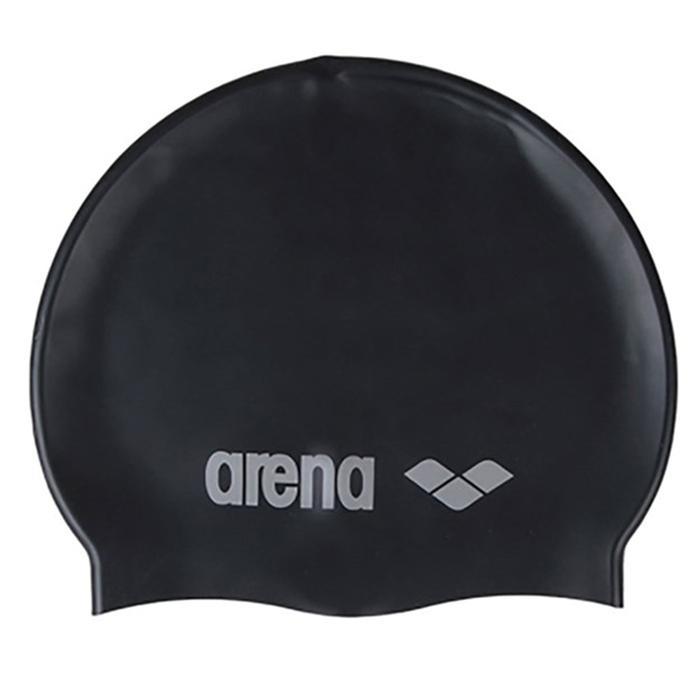 Classic Silicone Unisex Çok Renkli Yüzücü Bone 9166220 138826
