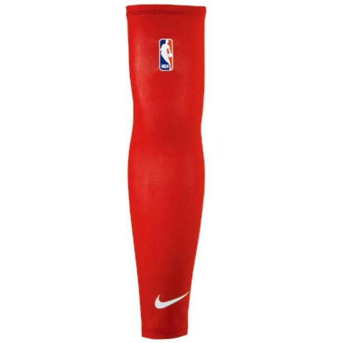 Shooter Sleeves Nba Unisex Kırmızı Basketbol Kolluk N.KS.09.610.LX 1018085