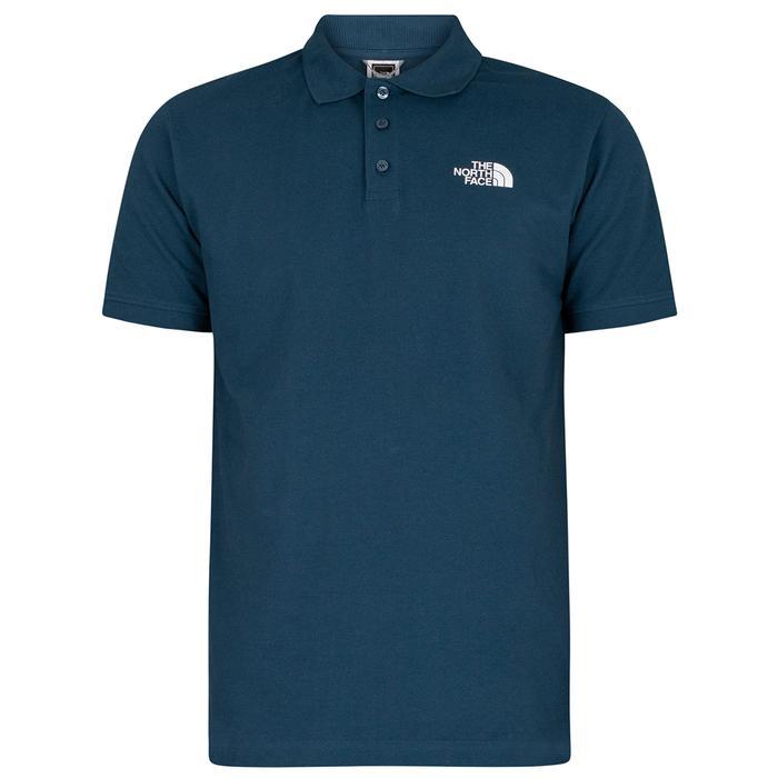 M Calpine Polo Erkek Mavi Outdoor Tişört NF0A4M8KBH71 1280172