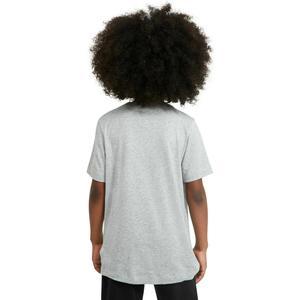 U Nsw Tee Swoosh Çocuk Siyah Günlük Stil Tişört DC7796-063