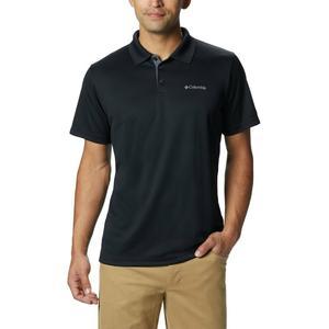 Utilizer Erkek Siyah Günlük Polo Tişört AO0126-010