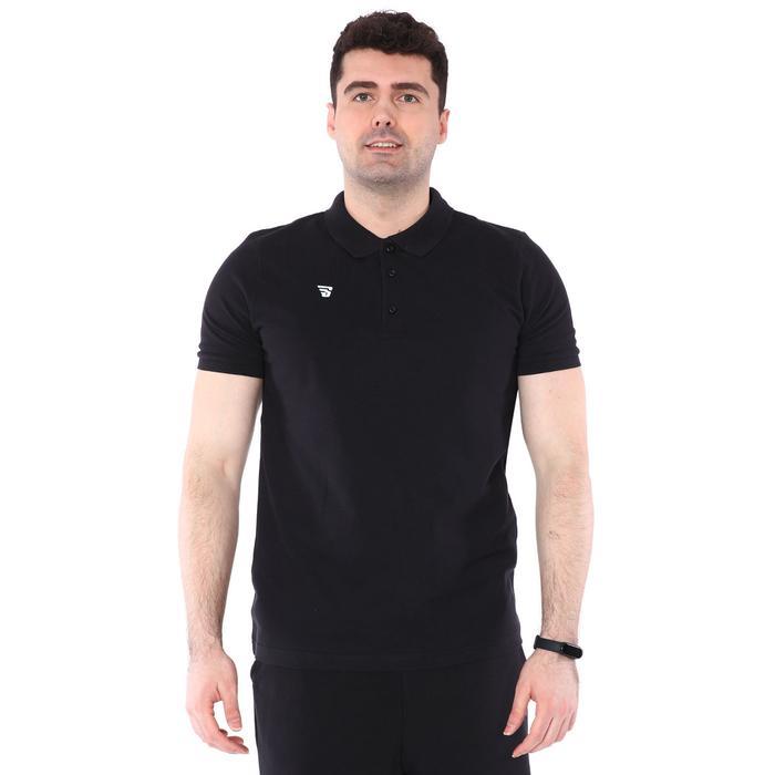 Spt Polo Pike Erkek Siyah Tişört TKT100105-SYH 1220168