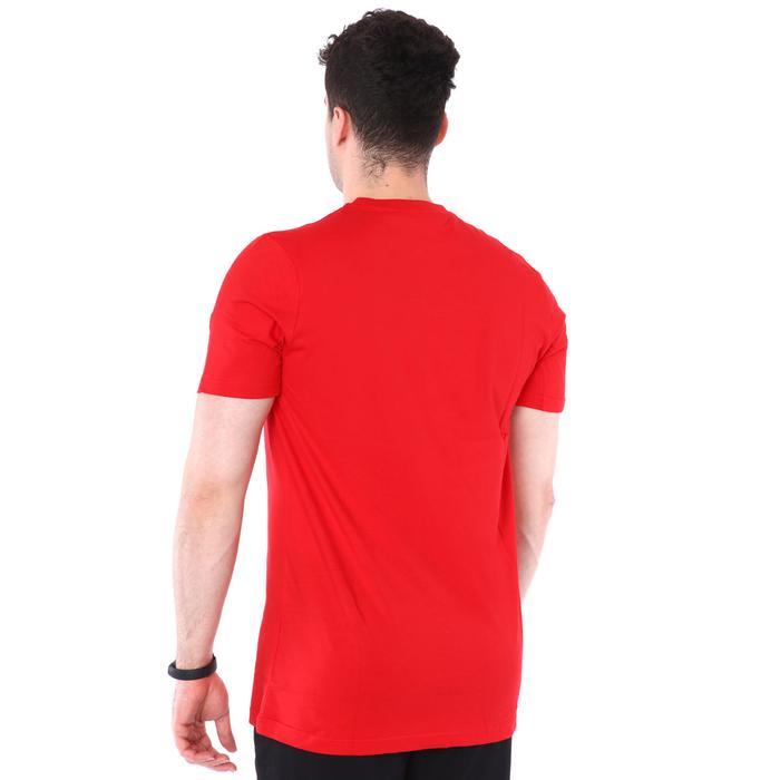 Spt Basic Erkek Kırmızı Basketbol Tişört TKU100109-KRM 1227657