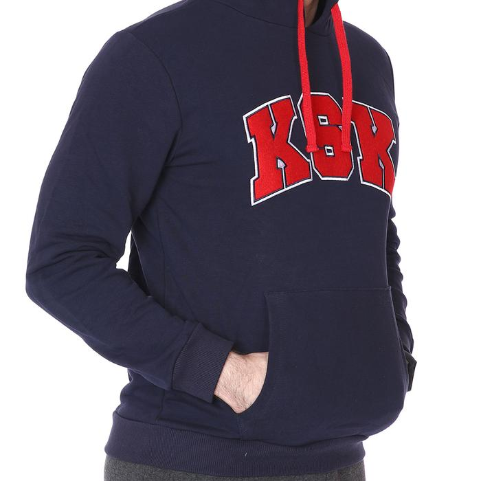 Karşıyaka Erkek Lacivert Basketbol Sweatshirt TKY100144-LCV 1236431