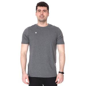 Basic T-Shirt Erkek Antrasit Basketbol Tişört TKY100102-ANT