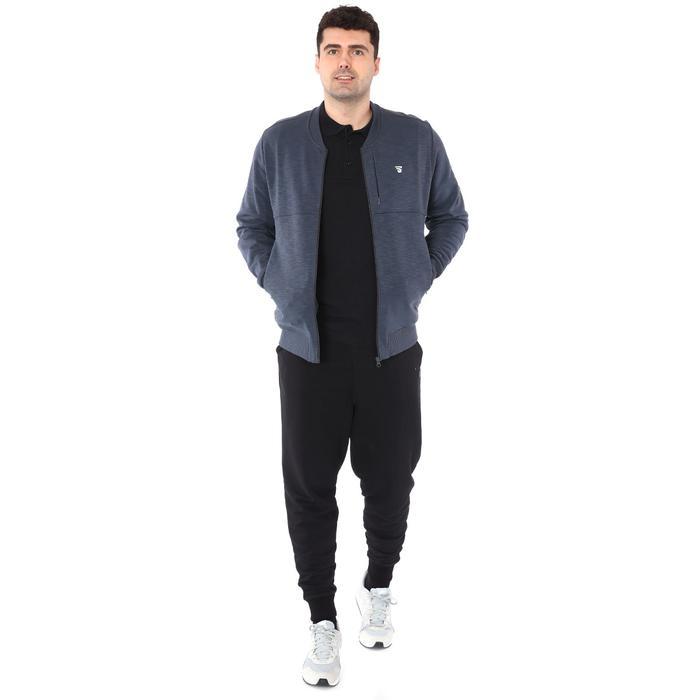 Spo-Flam Erkek Antrasit Günlük Stil Sweatshirt 711423-ANT 1227819