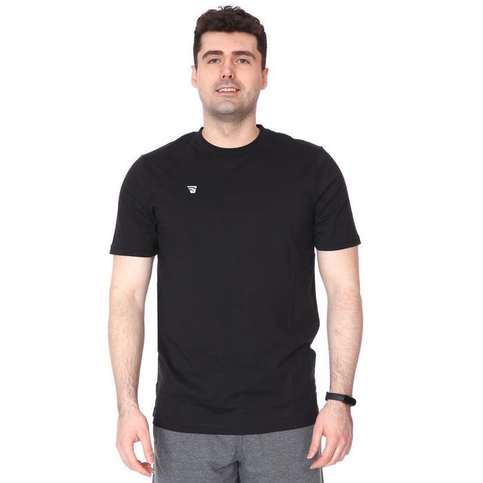 SPT Erkek Siyah Basketbol Tişörtü TKU100109-SYH 1227649