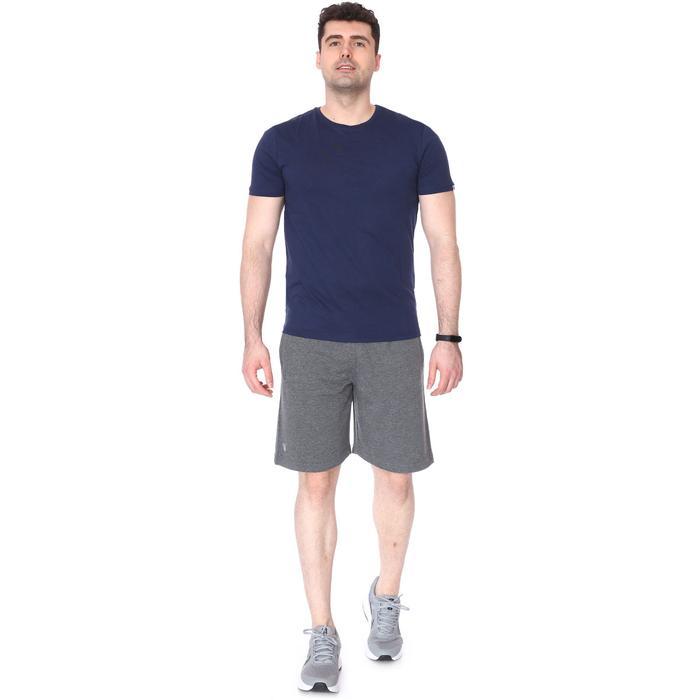 Spo-Basic Erkek Lacivert Günlük Stil Tişört 710200-00L-S 1278934