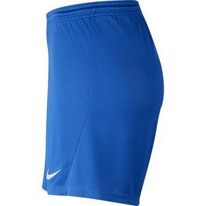 W Nk Df Park III Short Nb K Kadın Mavi Futbol Şort BV6860-463