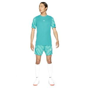 M Nk Df Strke21 Top Ss Erkek Yeşil Futbol Tişört CW5843-356