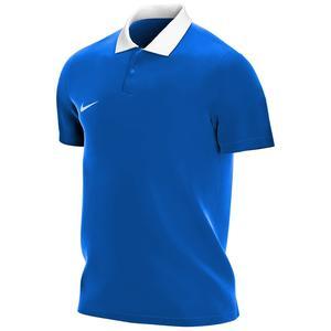 M Nk Df Park20 Polo Ss Erkek Mavi Futbol Polo Tişört CW6933-463