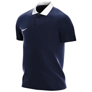 M Nk Df Park20 Polo Ss Erkek Mavi Futbol Polo Tişört CW6933-451