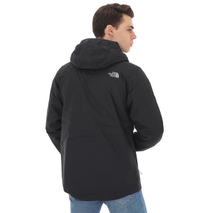 M Quest Insulated Erkek Siyah Outdoor Ceket NF00C302JK31 1228296