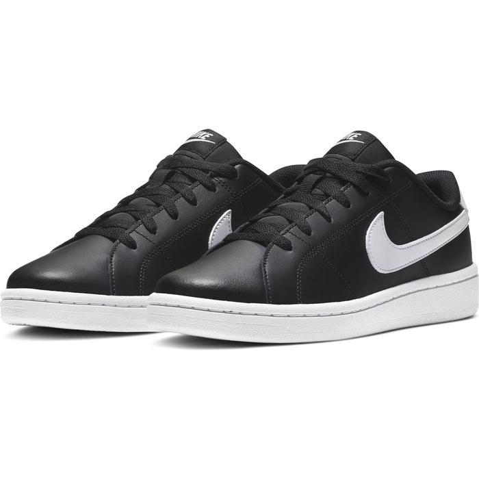 Wmns Court Royale 2 Kadın Siyah Günlük Stil Ayakkabı CU9038-001 1273985