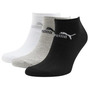 Sneaker-V 3P Unisex Çok Renkli Antrenman Çorap 88749704