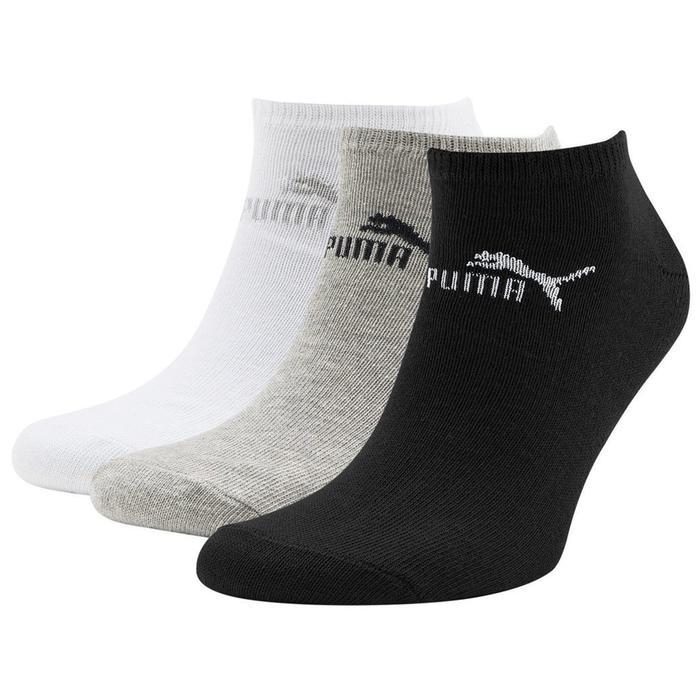 Sneaker-V 3P Unisex Çok Renkli Antrenman Çorap 88749704 458629