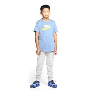 B Nsw Tee Futura Icon Td Çocuk Mavi Günlük Stil Tişört AR5252-436